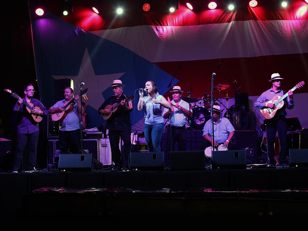 Orquesta Criolla Nacional de Puerto Rico, Mapeyé