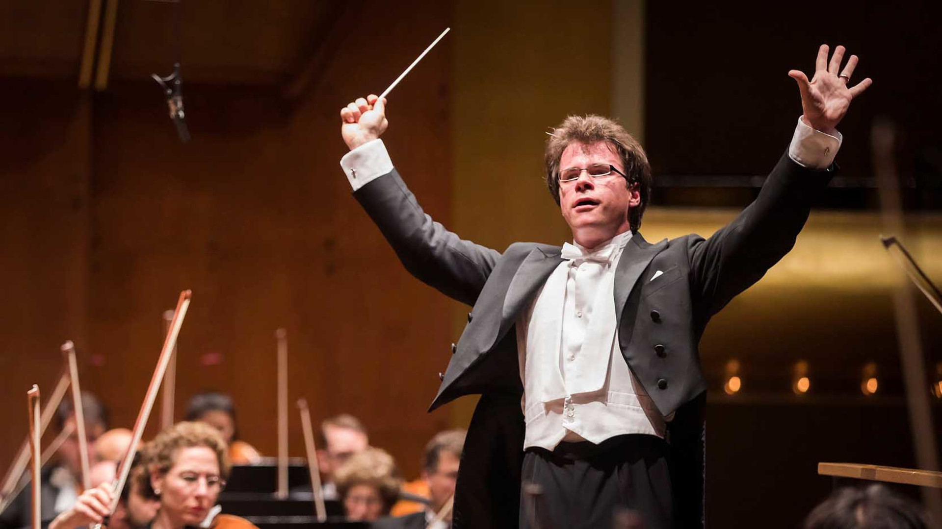 For Kids: Simon Trpčeski Open Rehearsal with the Philharmonic, at Lincoln Center
