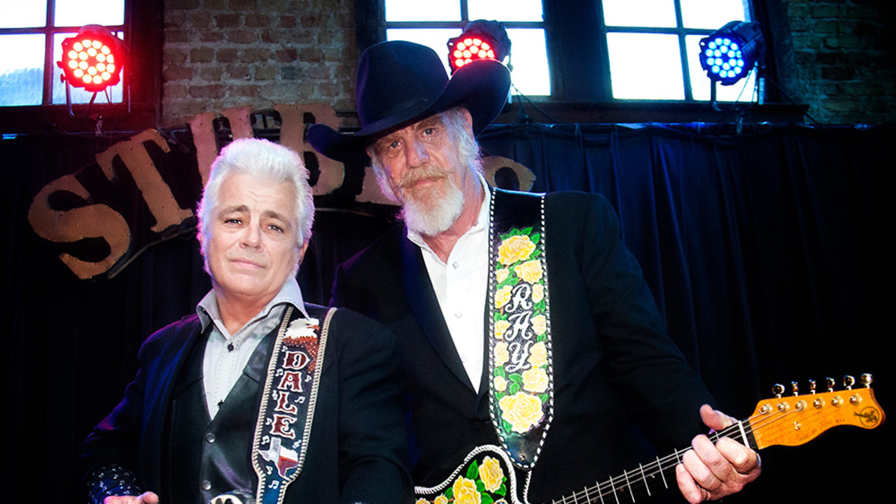 Texas Dance Hall Tour with Dale Watson & Ray Benson