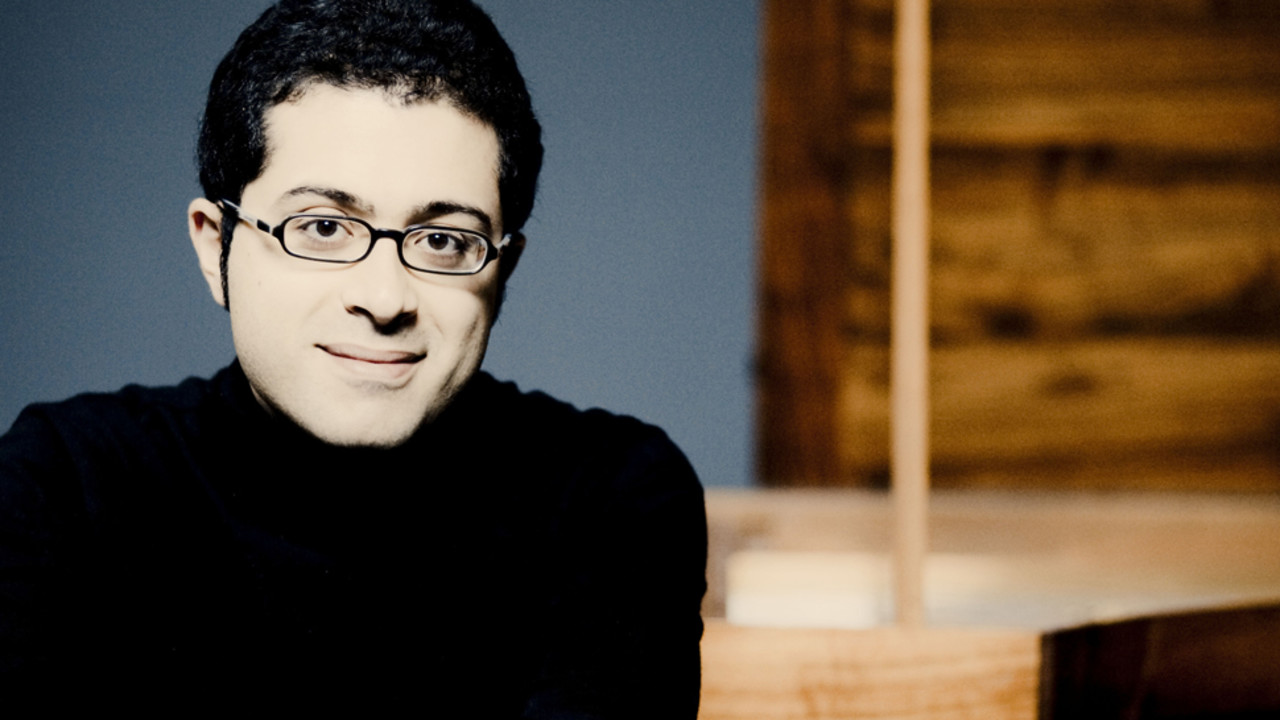 Mostly Mozart's A Little Night Music: Mahan Esfahani, harpsichord