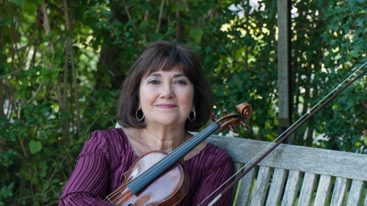 Master Class with Ani Kavafian, violin