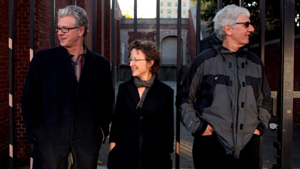 Trio M: Myra Melford, Mark Dresser, and Matt Wilson