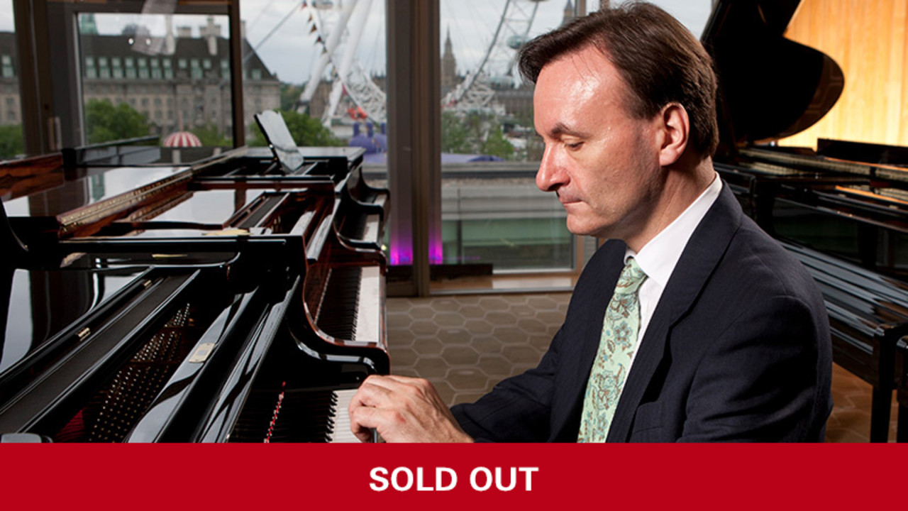 Stephen Hough, piano Imani Winds (Mostly Mozart Festival debut)