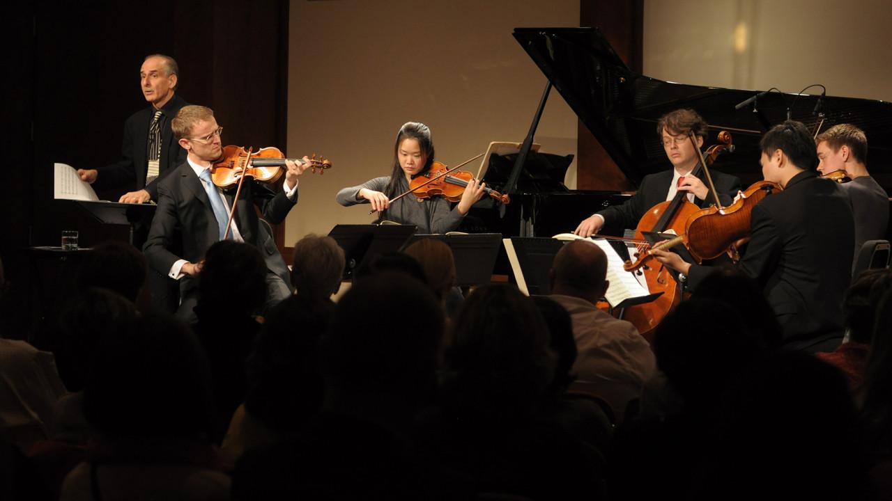 Inside Chamber Music: Mozart Clarinet Quintet, K. 581
