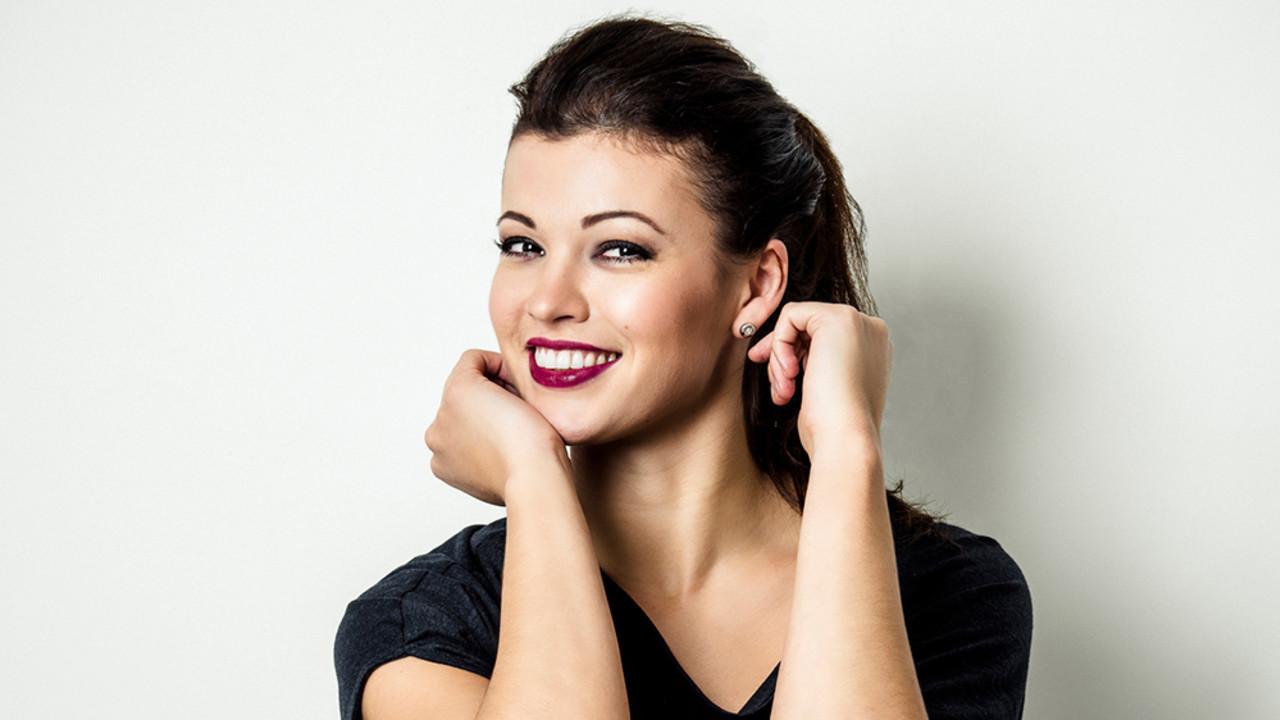 Ksenija Sidorova, accordion