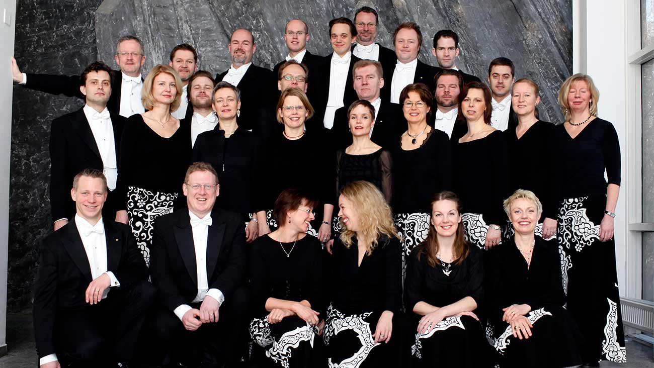 The Swedish Radio Choir