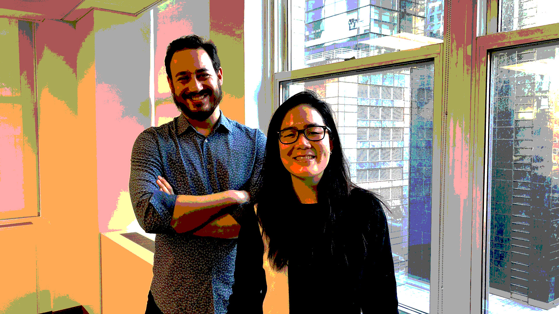 In Conversation: Stephanie Chou and Yacine Boulares
