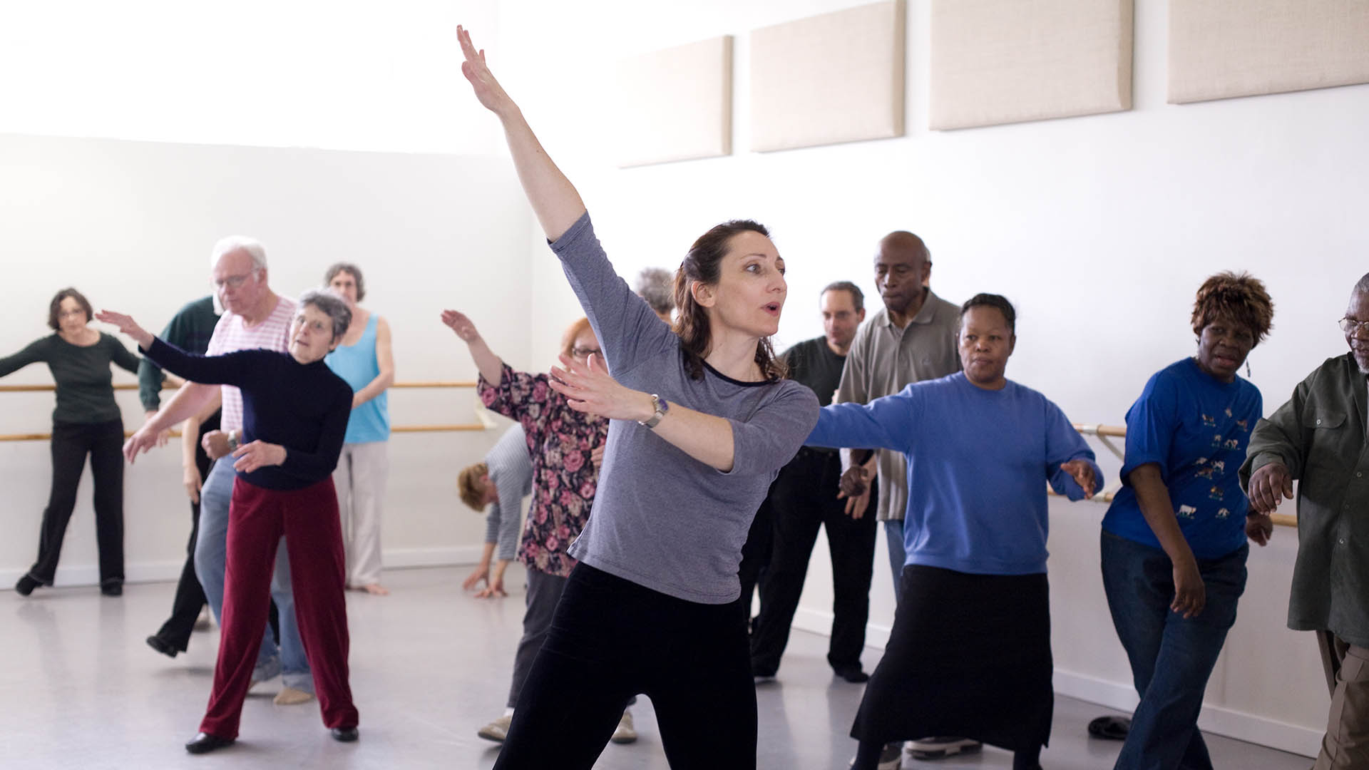 Dance is Everyone's Right: Midsummer Night Swing Adapted Dance Lesson