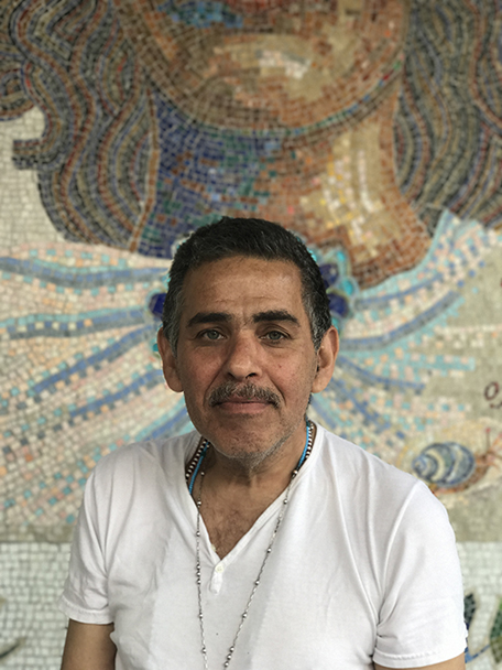 Portrait of the Artist: Manny Vega