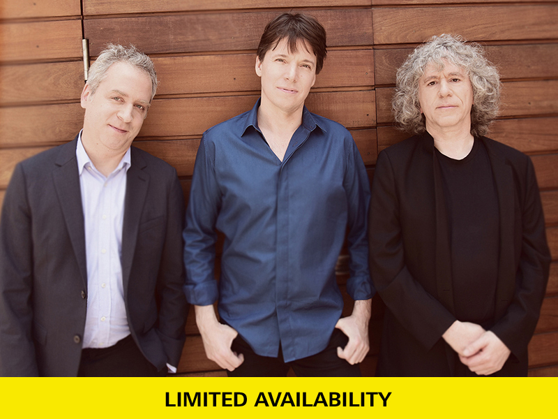 Jeremy Denk, Joshua Bell & Steven Isserlis
