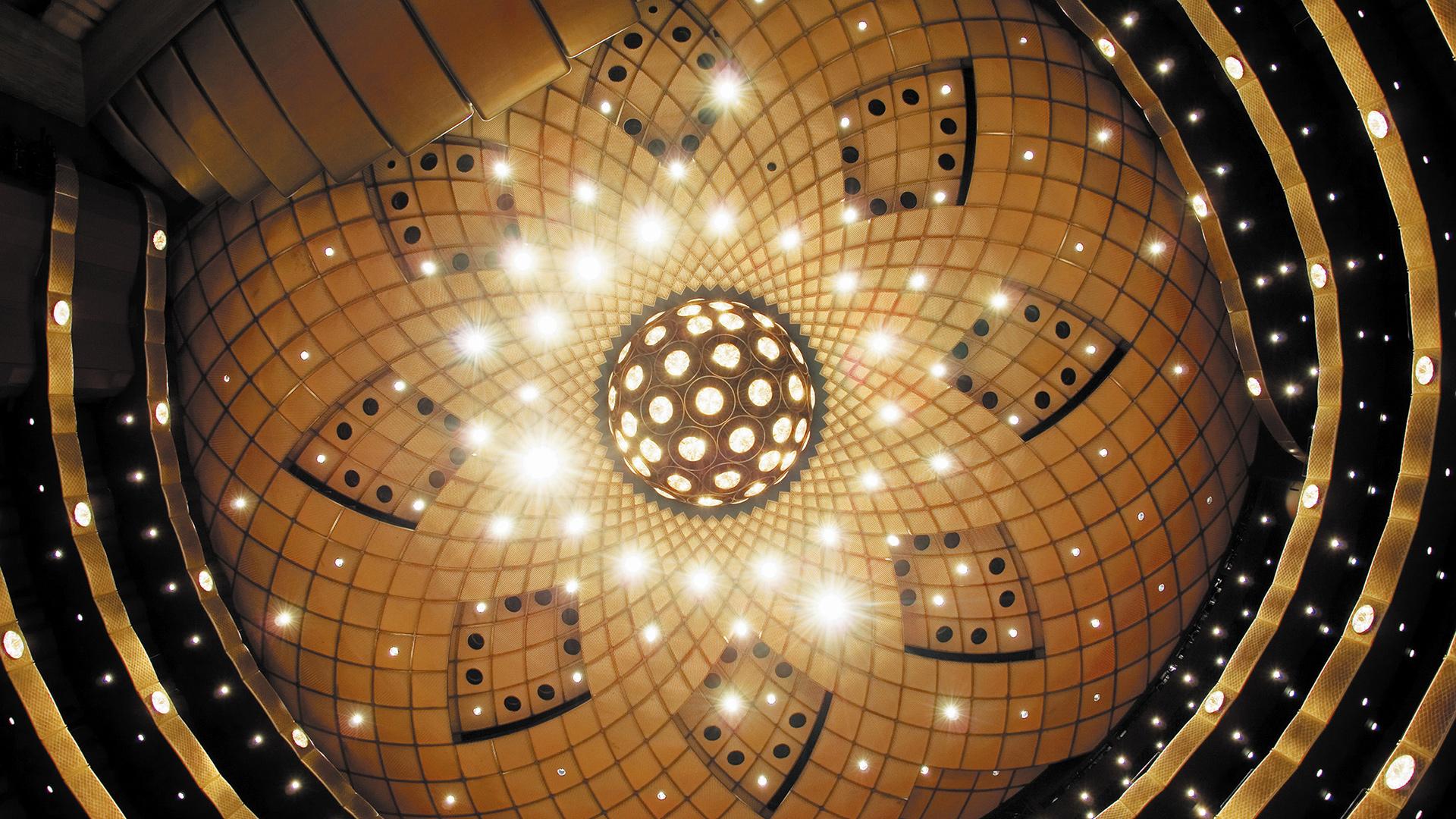 David H. Koch Theater Auditorium Ceiling