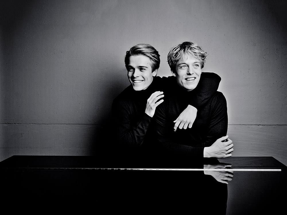 Lucas and Arthur Jussen
