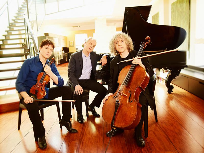 Joshua Bell, Jeremy Denk & Steven Isserlis