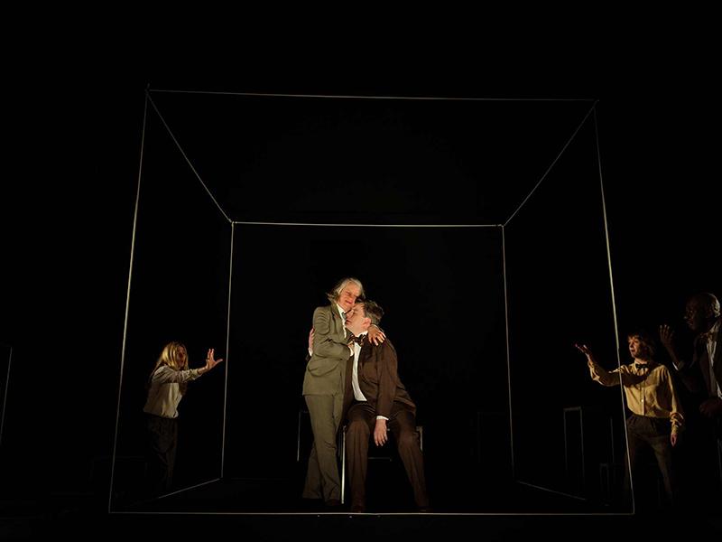 Paschale Straiton & Alan Cox, Opening Skinner's Box