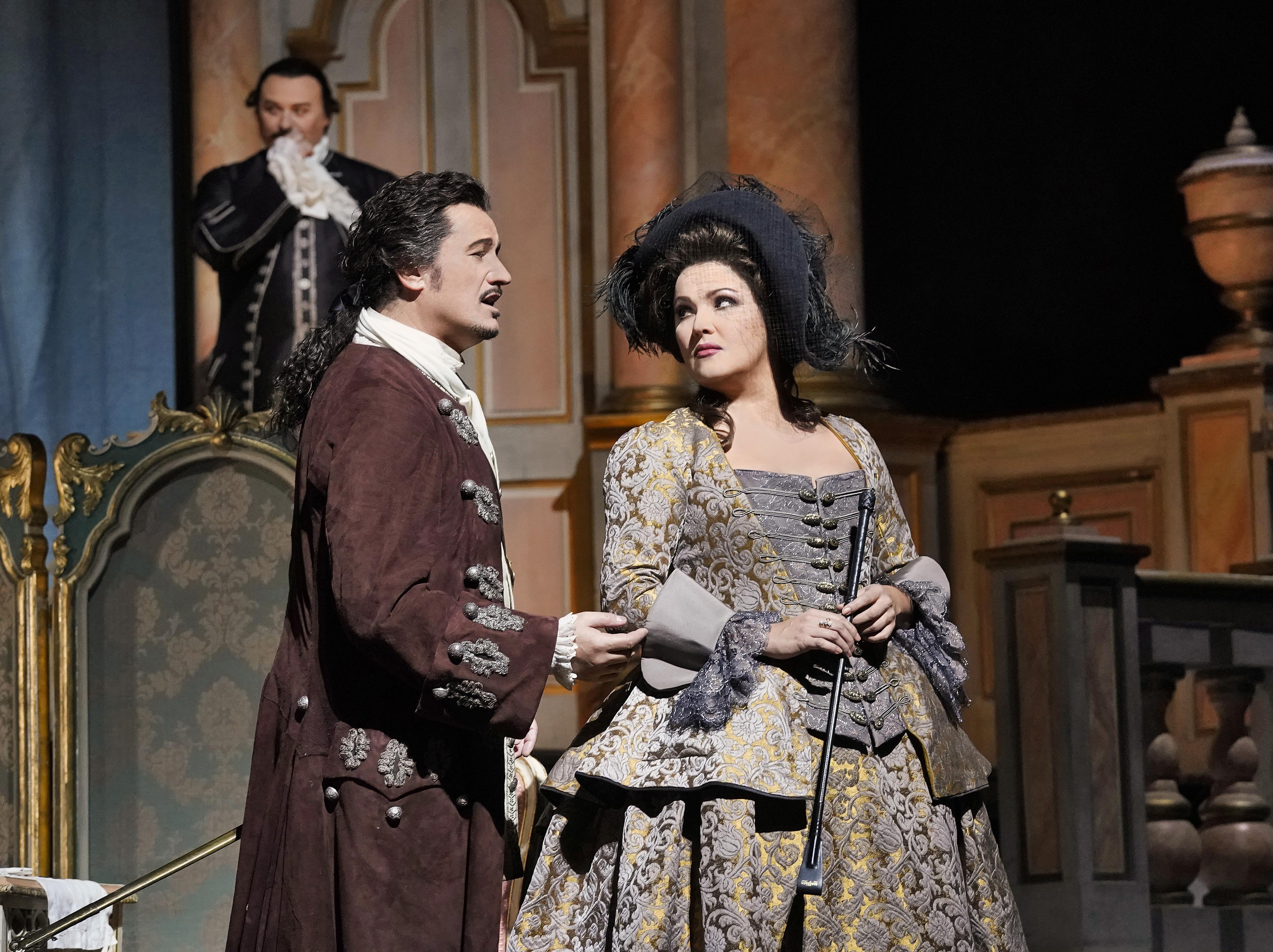 Met Opera HD Festival: Adriana Lecouvreur