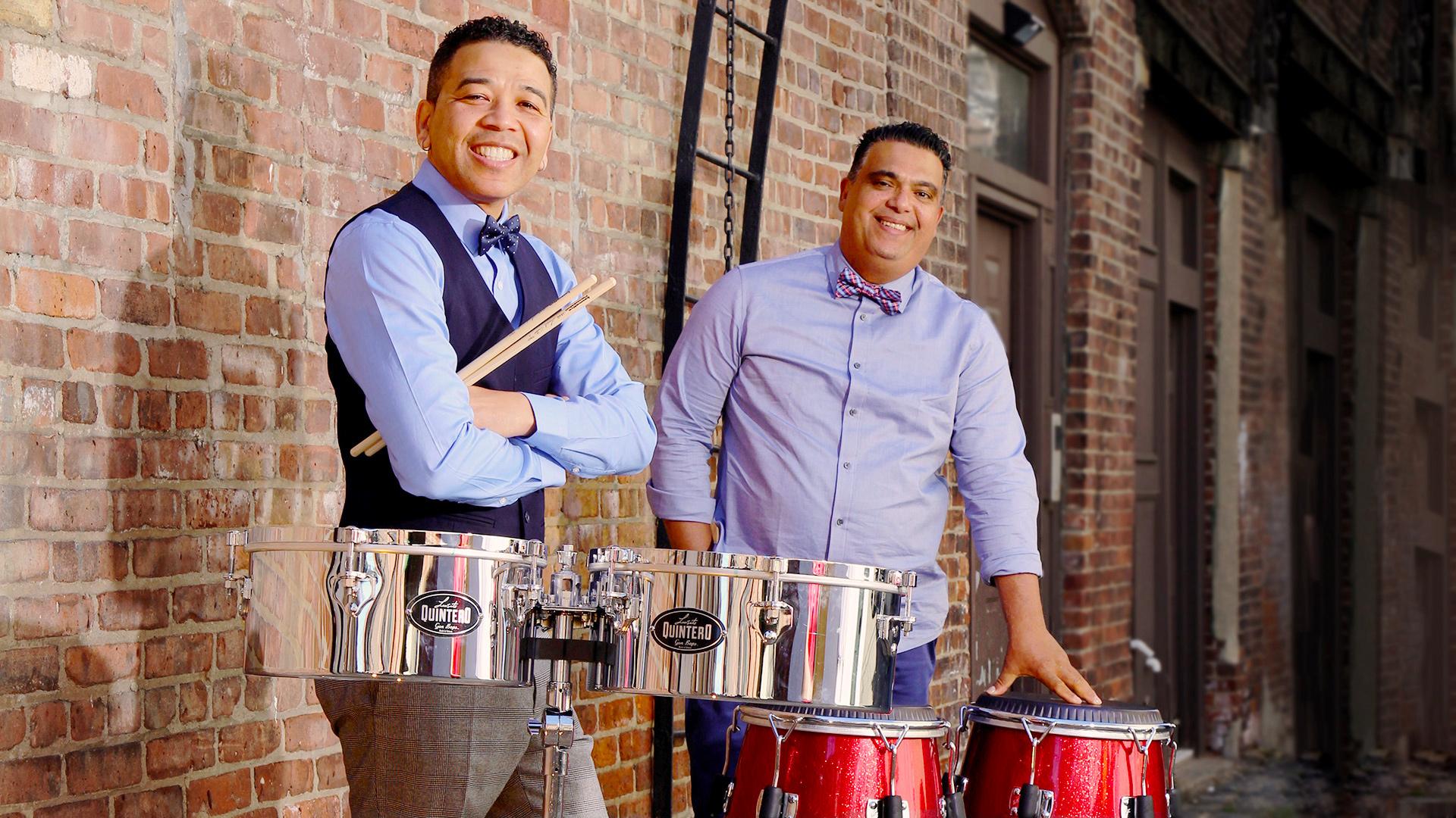 Quintero's Salsa Project